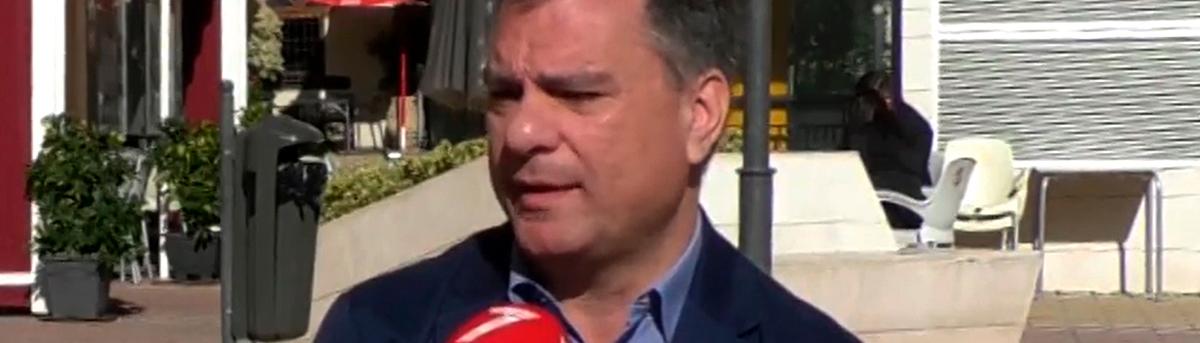 Manuel Fernández en 7TV